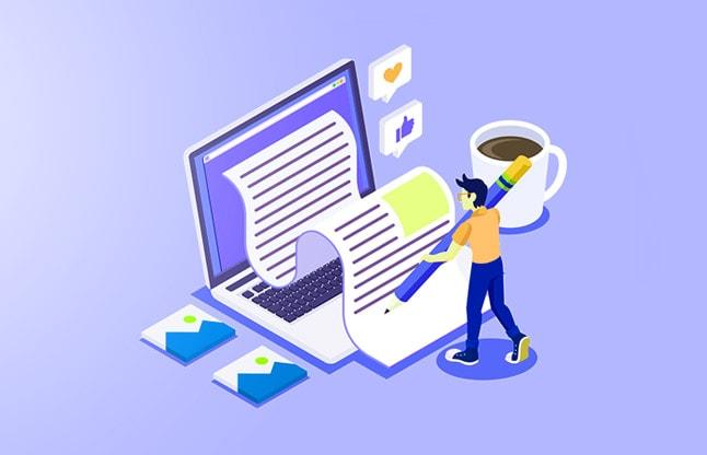 copy writing blog writing