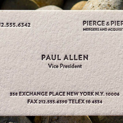 Business card blog image