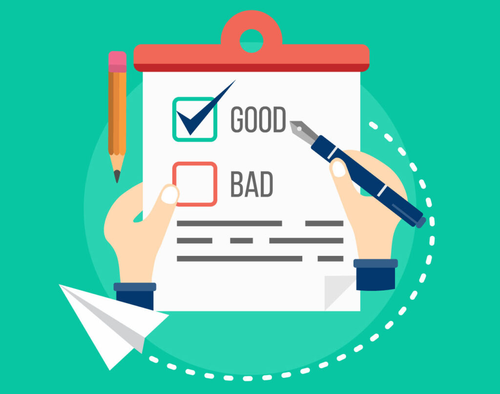 Good vs Bad SEO