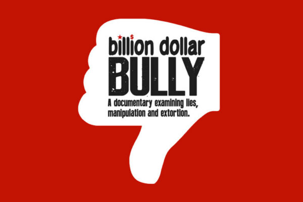Billion Dollar Bully