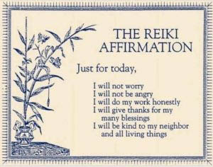 Reiki - a good habit to form and practice