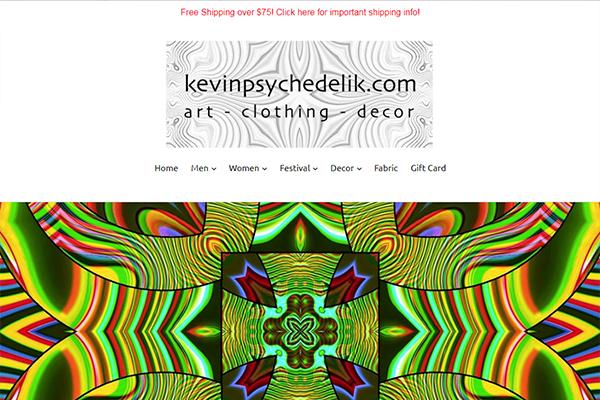 Kevin Psychedelik