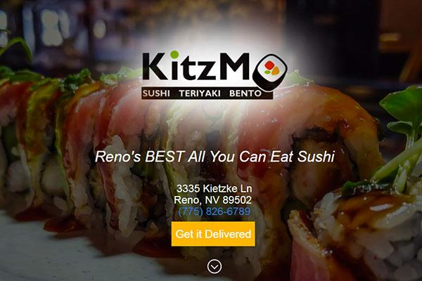 Kitzmo Sushi in Reno