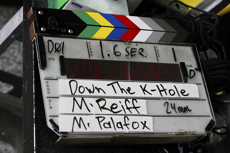 Down the K-Hole with actor producer Rob Angelino in Hermosa Beach