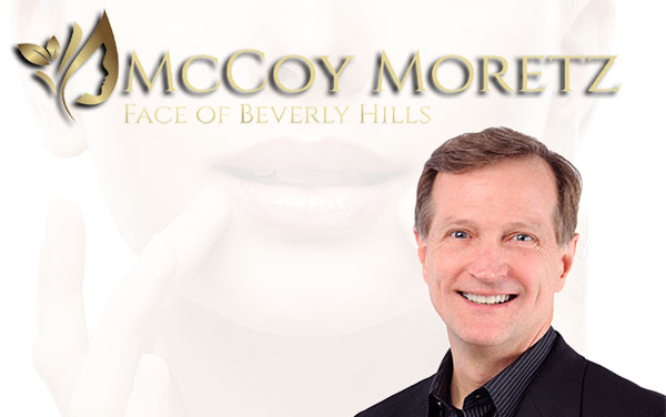 Dr. McCoy Lee Moretz FACE of Beverly Hills