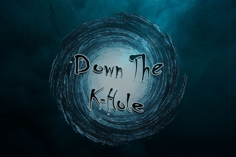 Down the K-Hole Wonder Web video edit for YouTube